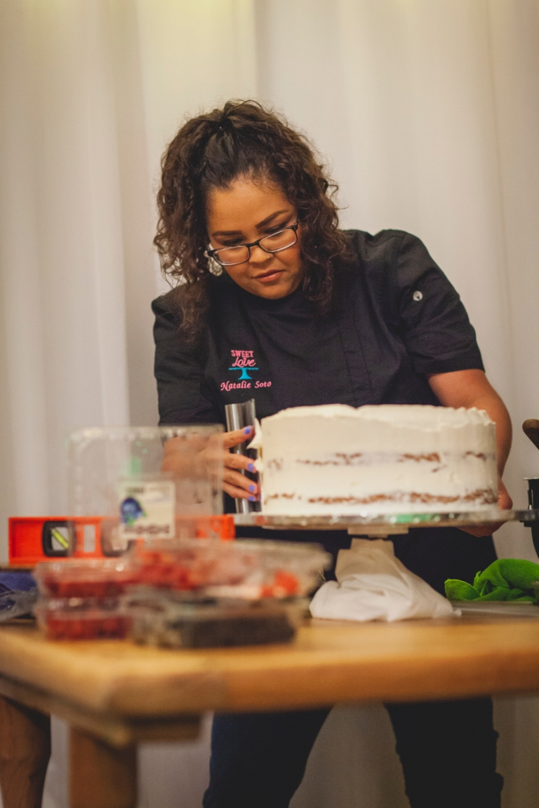 Rovinelli Wedding 799 - Wedding Cakes