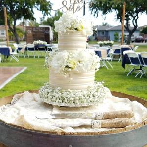 Wedding Cakes Irvine