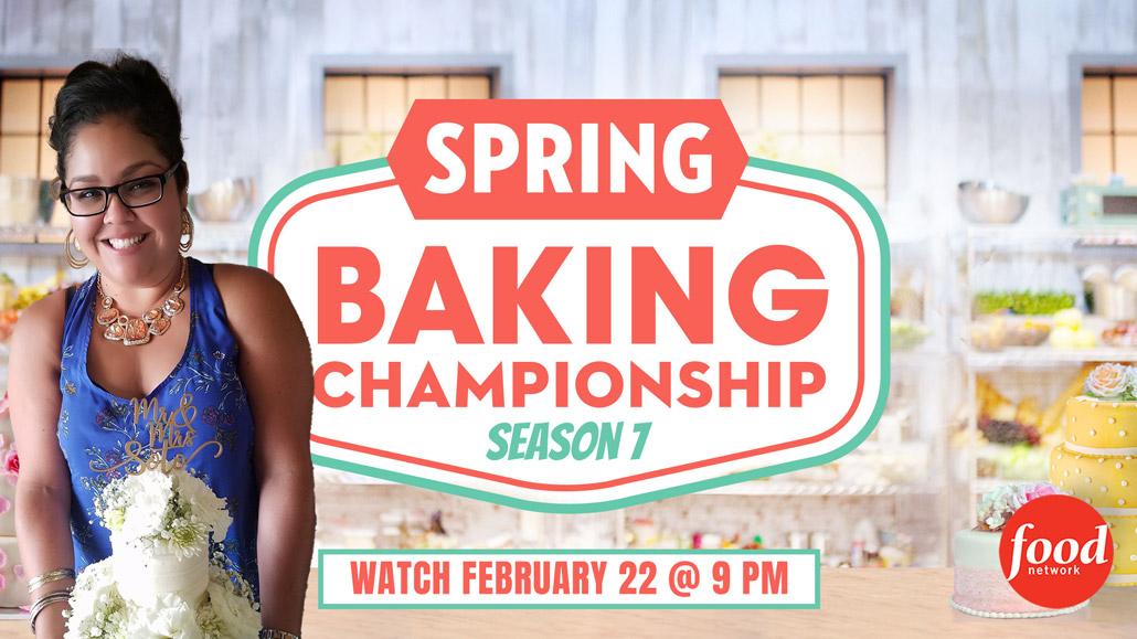 Food Network Spring Baking Championship